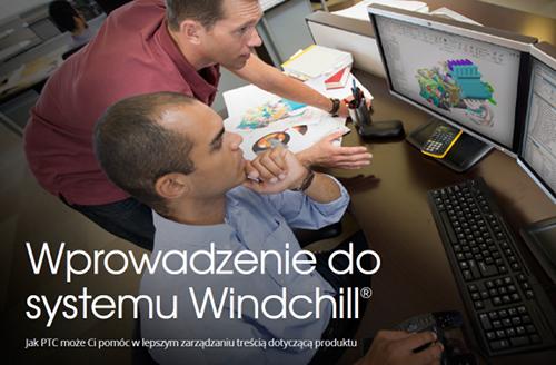"""Okładka ebooka """"Wprowadzenie do systemu Windchill"""""""