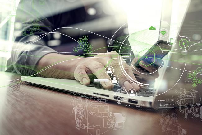 PTC Windchill wspomaga zarządzanie danymi o produkcie w przedsiębiorstwie.