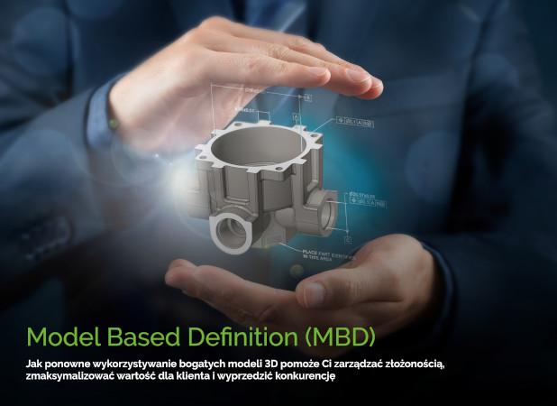 Model Based Definition (MBD) – jak ponownie wykorzystywanie bogatych modeli 3D pomoże Ci zarządzać złożonością, zmaksymalizować wartość dla klienta i wyprzedzić konkurencję