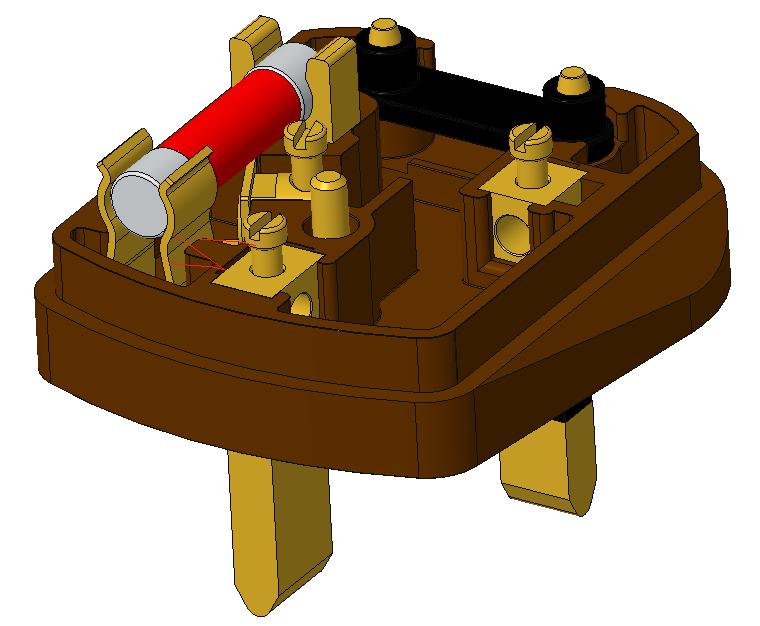 Grafika przedstawiająca wykorzystanie Creo Clearance and Creepage do zautomatyzowania analizy odstępu izolacyjnego.